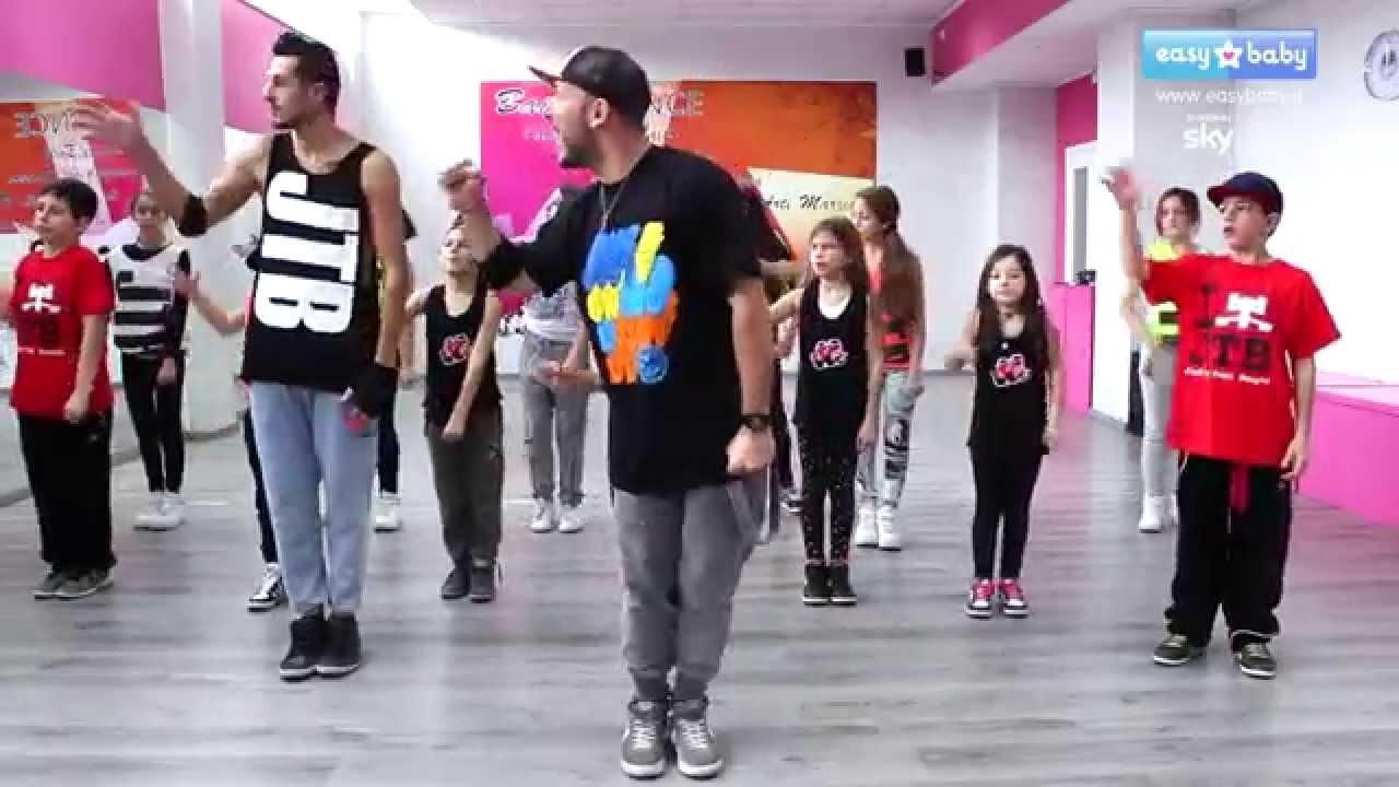Easy Dance - Ep5 - Hip Hop Dance Tutorial - Conduce ...
