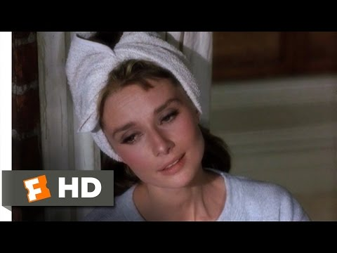 Breakfast at Tiffanys 39 Movie CLIP  Moon River 1961 HD