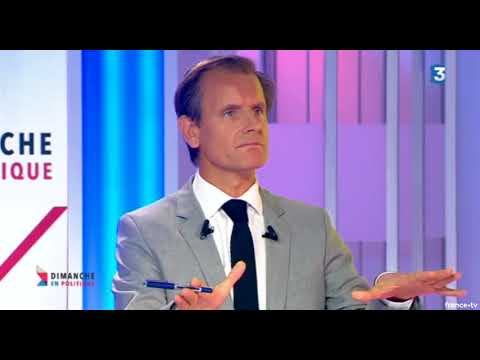 Dimanche en Politique, France 3 Bretagne - 17 septembre 2017