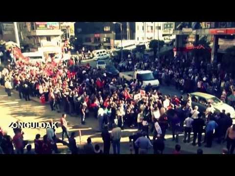 Türkiye Genelinden Direniş Görüntüleri / Gezi Parkı Eylemleri