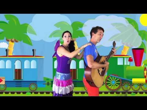 Preschool Train Song by Nick the Music Man