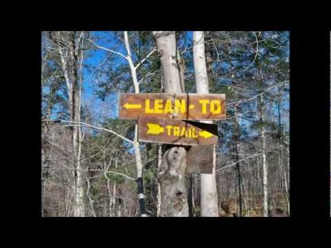 Hiking Big Indian and Fir Mountains | Catskills, NY | 11/17/2012 Travel Video