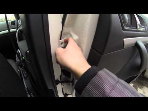 видео: Замена обивки водительского сиденья на skoda octavia a5