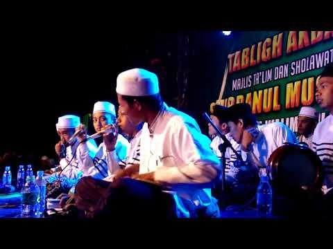 """""""keren"""" Alkaunu Adlo'a Minki Makkah Syarifah, Ahmad Ya Habibi Vocal Nurus Sya'ban Feat Kawan2 HadSM"""