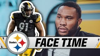 Stephon Tuitt talks 2018 Season, Personal Growth | Steelers Face Time
