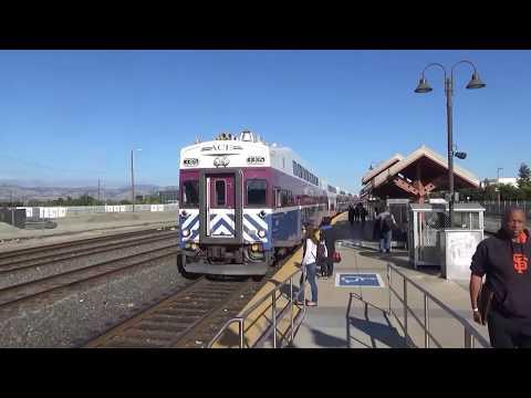 Railfanning the Peninsula Sub on...