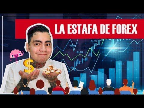 LA ESTAFA DE FOREX