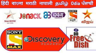 DD Free Dish Regional Tv Channels||68.5E||Intelsat 20||Dth For You
