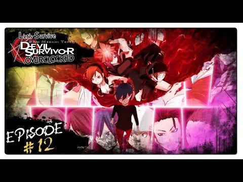 Devil Survivor Overclocked Ep 12: The Interview -Akasaka Tunnel-