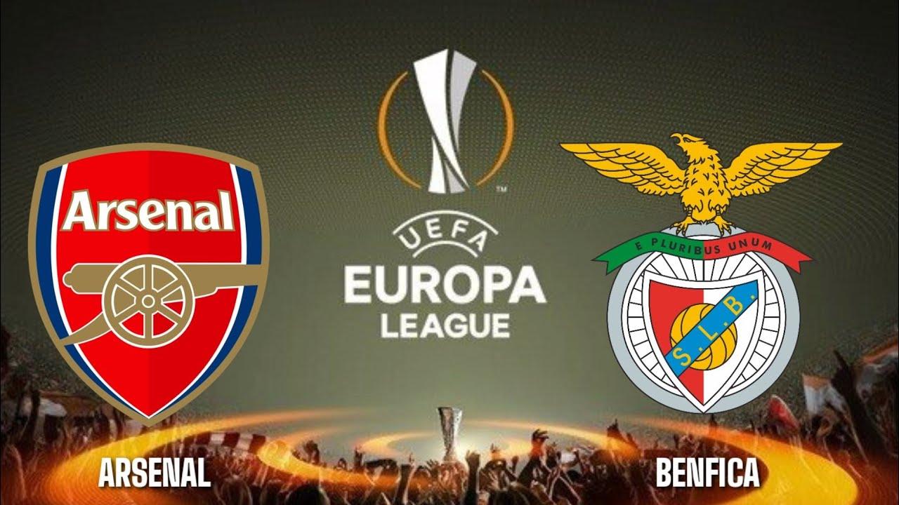 🔴 [Trực Tiếp] Arsenal vs Benfica UEFA Europa League 2020/2021 ||Pes17