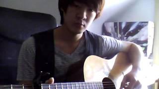 Jason Chen Best friend Acoustic Guitar  Instrumental cover