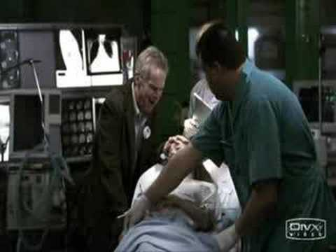 Hayley McFarland in ER