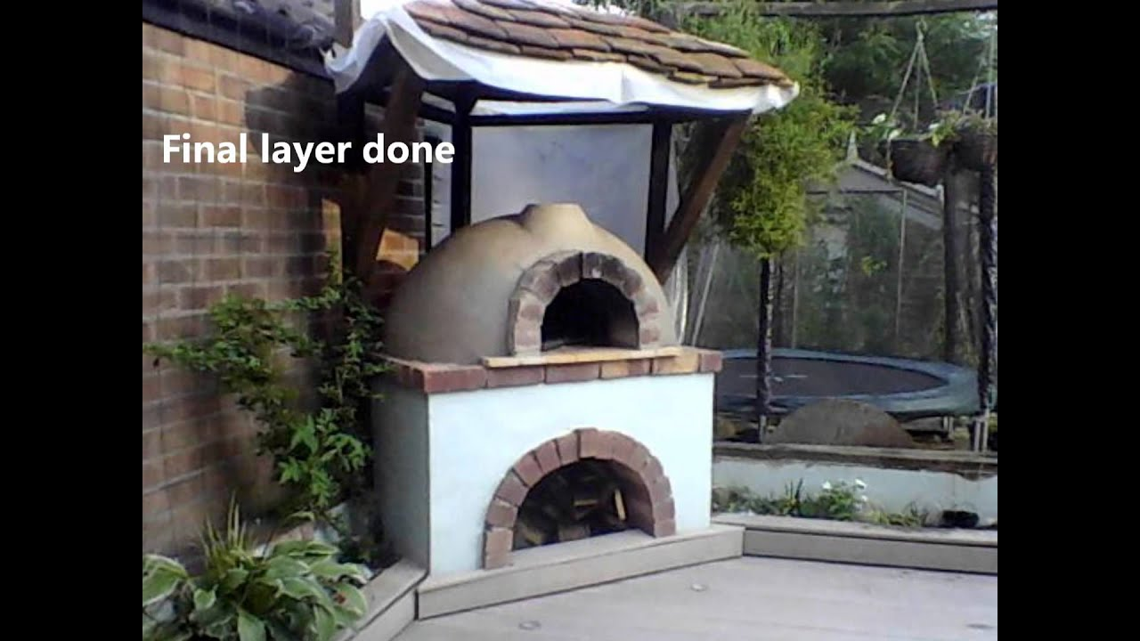 Build Your Own Clay Oven Kit