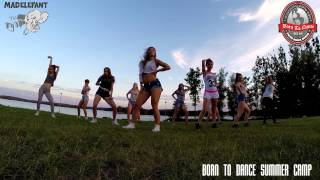Charly Black - Agony on BORN TO DANCE summer camp by Suzi