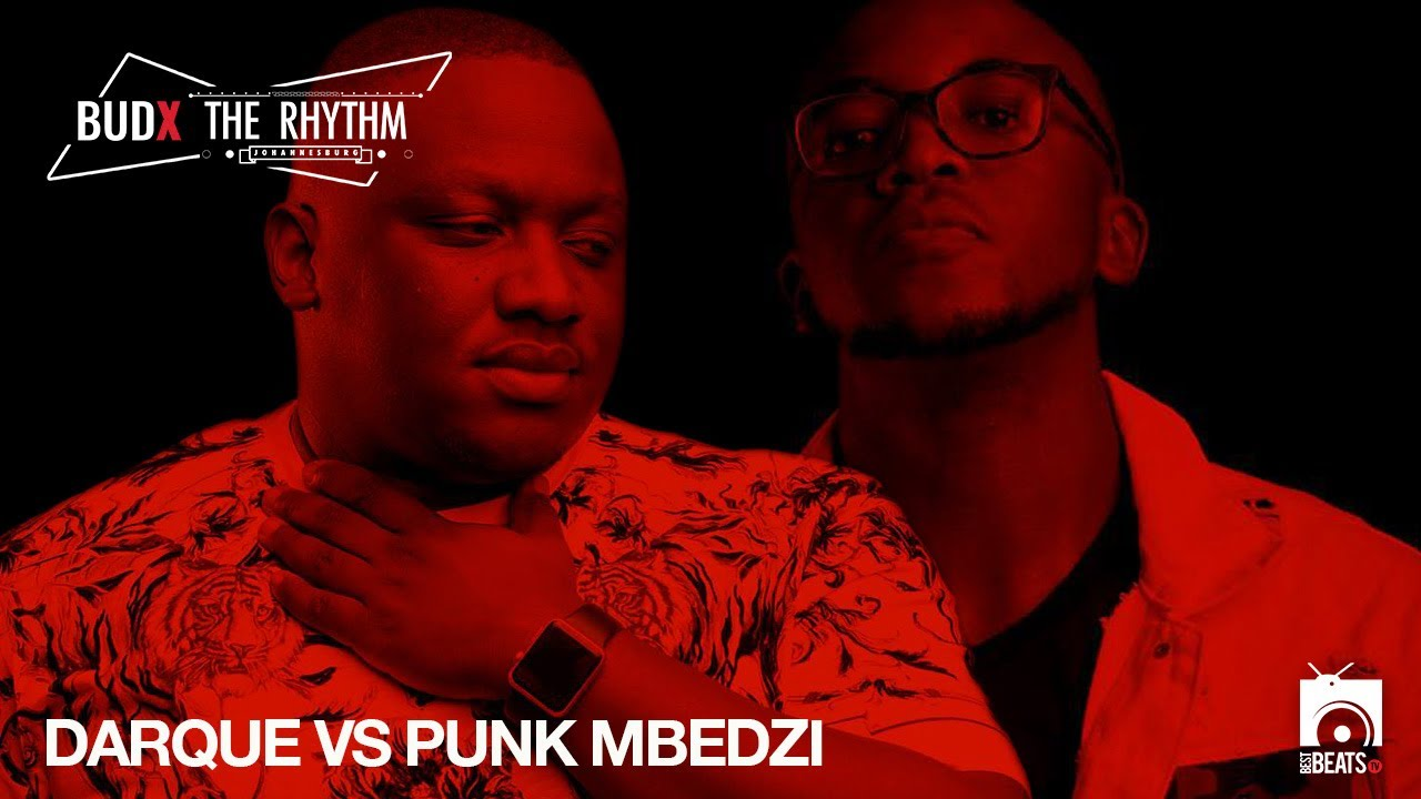 Download Darque vs Punk Mbedzi LIVE from #BudXTheRhythmJHB   Ep2