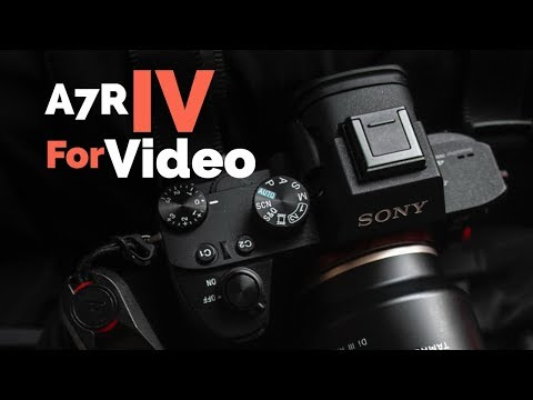 SONY A7RIV VIDEO REVIEW / a7R4 first impressions