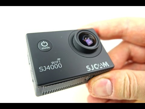 The Big SJ4000 WiFi Action Cam Review