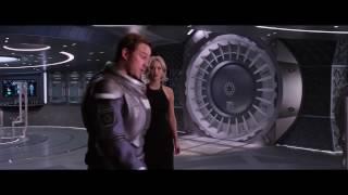 Passengers Spacewalk Scene (Jim & Aurora