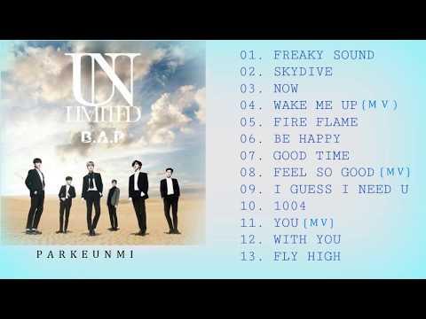 B.A.P | 2ND JAPAN ALBUM - UNLIMITED