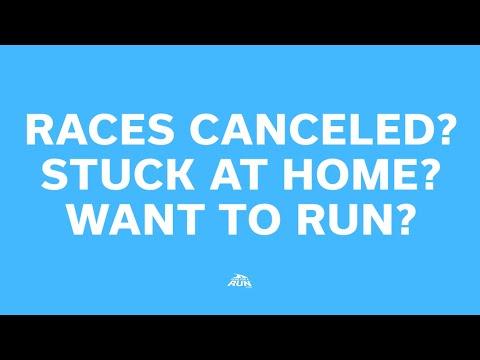 Virtual Races: Running During Coronavirus