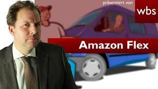 Amazon Flex - Werden