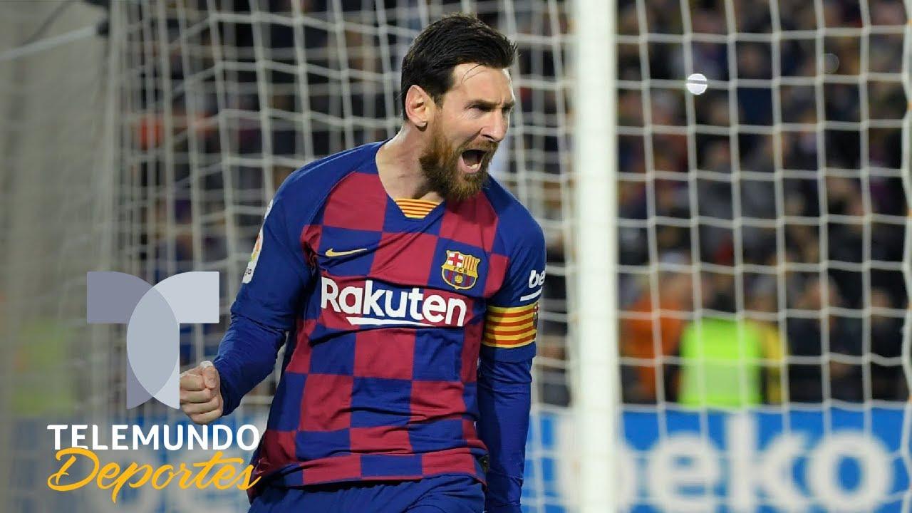 Messi gana en los tribunales y tendrá su propia marca de ropa | Telemundo Deportes