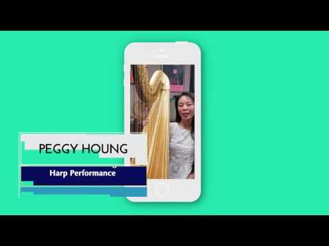 Central Scholarship 2017 Selfie Salutes Peggy Houng