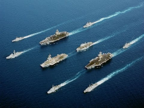 U.S. Foreign Policy Is Too Militarized