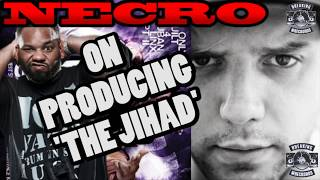 Necro Talks Producing Raekwon & Ghostface 'The Jihad'