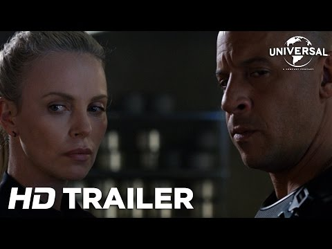 Fast & Furious 8 - Official Trailer 1...