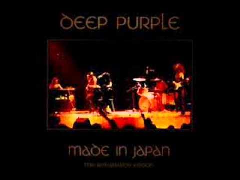Deep Purple - Smoke On The Water (Osaka