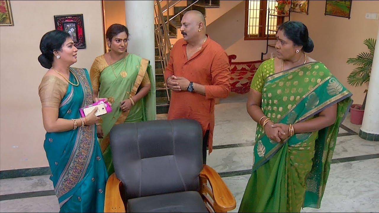 Priyamanaval Episode 1044, 18/06/18