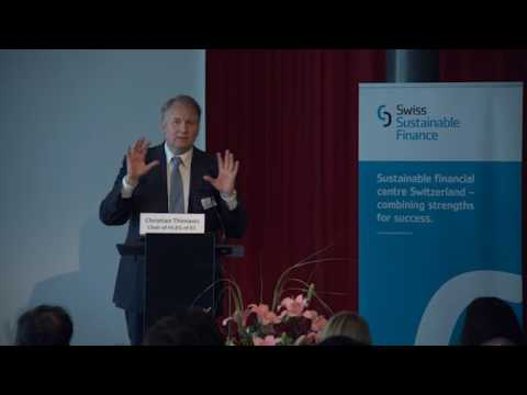 Christian Thimann's keynote @ SSF annual event: Finance for the future - Is Switzerland on Track?