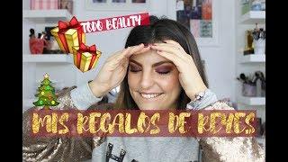 TODOS MIS REGALOS DE NAVIDAD | MUCHO BEAUTY en mis regalos | Tatcha, Stila...
