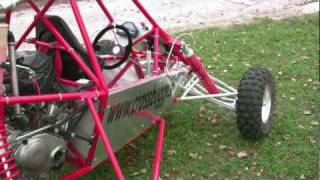Barracuda Buggy Promotion