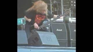 Alex Webster bass, Cannibal Corpse - By Matyas