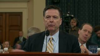 Comey: Putin hated Hillary Clinton | Comey, Rogers testify on Russia, wiretapping