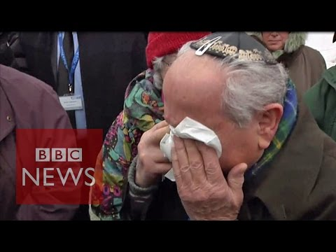 Auschwitz survivors reunited 70 years on