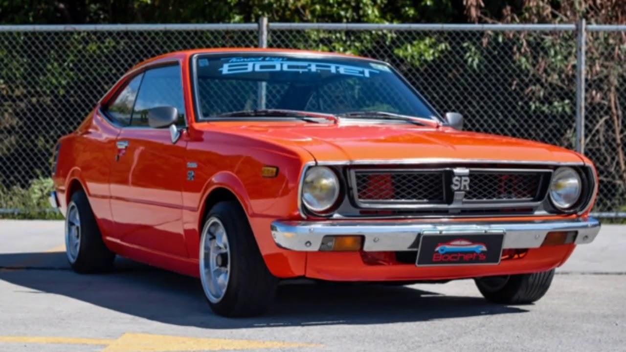 Toyota Sr5 Premium >> 1976 Toyota Corolla SR ☆ 4AGE Blazing Orange - YouTube