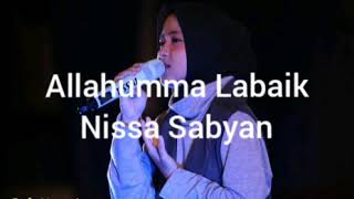 Nissa Sabyan Allahumma Labbaik - Lagu Nissa Sabyan Terpopuler 2019 ( Cafe Youtube Musik)