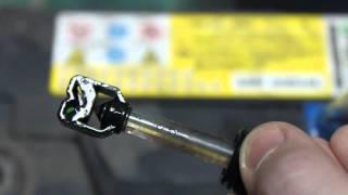 видео Автомобильный аккумулятор ATLAS DYNAMIC POWER 100 а/ч