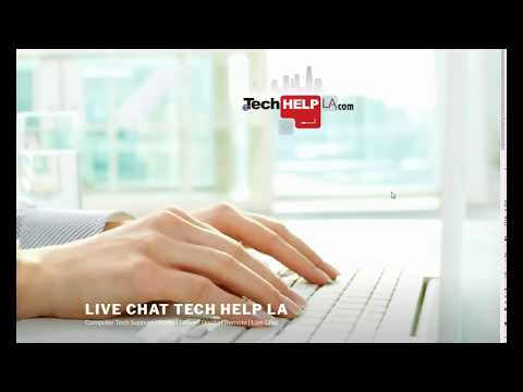 TECH HELP LA 💻 COMPUTER SUPPORT LOS ANGELES
