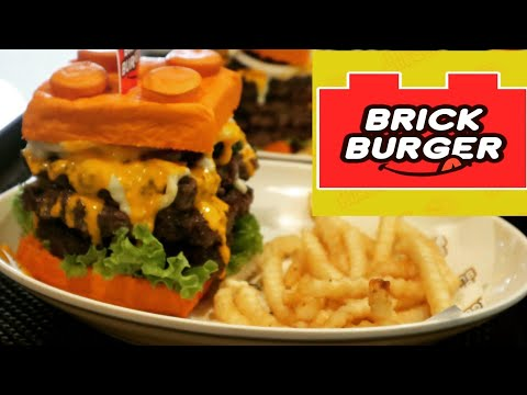 Brick Burger Challenge X 6 Philippines