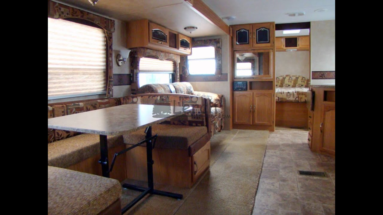 2011 Springdale 296 Bh Bunk Travel Trailer By Keystone Rv