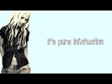 Christina Aguilera - Infatuation (HQ) (HD) (LYRICS ON SCREEN)