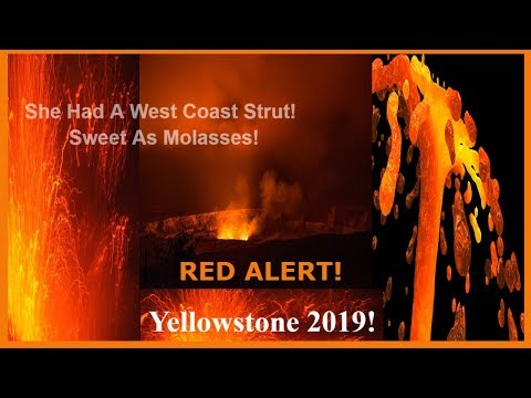 West Coast Earthquake Warning - Yellowstone Alert!  April 2019!