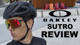Oakley Sutro Review + First Look (Best Cycling Glasses?)