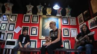 NGILER BAND STOP Live Accoustic at Kent Tattoo Studio