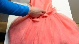 Платье. Карнавальные костюмы к утреннику платья нарядные праздничные Киев. Обзор 85