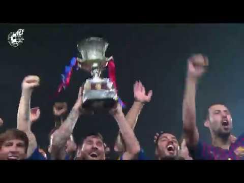 Resumen Sevilla FC Barcelona Supercopa
